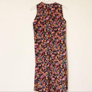 LuLaRoe Jackets & Coats - LuLaRoe Joy Floral Sleeveless Vest | Size Small